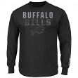 "Buffalo Bills Majestic NFL ""Written Permission"" Long Sleeve Men's T-Shirt"