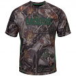 "Green Bay Packers Majestic NFL ""The Woods"" Men's Camo Short Sleeve T-Shirt"
