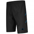 "Carolina Panthers Majestic NFL ""Team Pride"" Men's Woven Shorts"