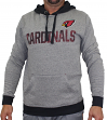 "Arizona Cardinals Majestic NFL ""Gameday"" Men's Pullover Hooded Sweatshirt"