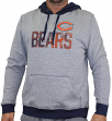 "Chicago Bears Majestic NFL ""Gameday"" Men's Pullover Hooded Sweatshirt"