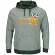 "Green Bay Packers Majestic NFL ""Gameday"" Men's Pullover Hooded Sweatshirt"