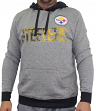"Pittsburgh Steelers Majestic NFL ""Gameday"" Men's Pullover Hooded Sweatshirt"