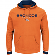 "Denver Broncos Majestic NFL ""Championship"" Men's Pullover Hooded Sweatshirt"