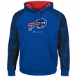 "Buffalo Bills Majestic NFL ""Armor 2"" Men's Pullover Hooded Sweatshirt"