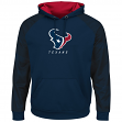"Houston Texans Majestic NFL ""Armor 2"" Men's Pullover Hooded Sweatshirt"