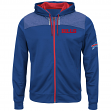 "Buffalo Bills Majestic NFL ""Game Elite"" Men's Full Zip Hooded Sweatshirt"
