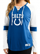 """Indianapolis Colts Women's Majestic NFL """"Winning Style"""" Long Sleeve Shirt"""