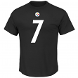 Ben Roethlisberger Pittsburgh Steelers Majestic Eligible Receiver III T-Shirt