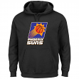 "Phoenix Suns Majestic NBA ""Felt Tek Patch"" Men's Hooded Pullover Sweatshirt"