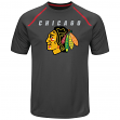 "Chicago Blackhawks Majestic NHL ""Toe Drag"" Men's Cool Base Shirt"