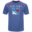 "New York Rangers Majestic NHL ""Toe Drag"" Men's Cool Base Shirt"