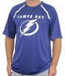 "Tampa Bay Lightning Majestic NHL ""Toe Drag"" Men's Cool Base Shirt"