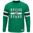 "Dallas Stars Majestic NHL ""Forecheck"" Men's Long Sleeve T-Shirt"
