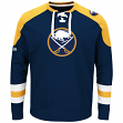 "Buffalo Sabres Majestic NHL ""Centre"" Men's Pullover Crew Sweatshirt"