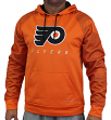 "Philadelphia Flyers Majestic ""Penalty Shot"" Men's Hooded Therma Base Sweatshirt"