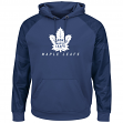 "Toronto Maple Leafs Majestic ""Penalty Shot"" Men's Hooded Therma Base Sweatshirt"