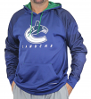 Vancouver Canucks Majestic NHL Penalty Shot Men's Hooded Therma Base Sweatshirt