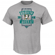 "Anaheim Ducks Majestic NHL ""Intra-League"" Short Sleeve Men's T-Shirt"