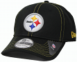 Pittsburgh Steelers New Era NFL 39THIRTY Performance Color Stitched Flex Fit Hat