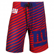 "New York Giants NFL ""Stripes"" Men's Boardshorts Swim Trunks"