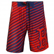 "Boston Red Sox MLB ""Stripes"" Men's Boardshorts Swim Trunks"