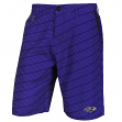 "Baltimore Ravens NFL ""Dots"" Men's Casual Polyester Walking Shorts"