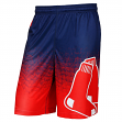 "Boston Red Sox MLB ""Gradient"" Men's Polyester Training Shorts"