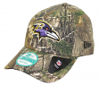 "Baltimore Ravens New Era 9Forty NFL ""The League Realtree"" Adjustable Hat"