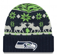 "Seattle Seahawks New Era NFL ""Team Mooser"" Cuffed Knit Hat"
