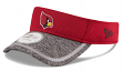 Arizona Cardinals New Era NFL 2016 Training Sideline Performance Visor