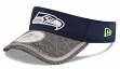 Seattle Seahawks New Era NFL 2016 Training Sideline Performance Visor