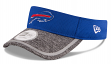 Buffalo Bills New Era NFL 2016 Training Sideline Performance Visor