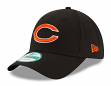 """Chicago Bears New Era 9Forty NFL """"The League Black"""" Adjustable Hat"""