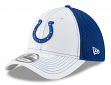 "Indianapolis Colts New Era NFL 39THIRTY ""Team Front Neo"" Flex Fit Hat"