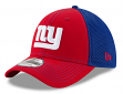 "New York Giants New Era NFL 39THIRTY ""Team Front Neo"" Flex Fit Hat"