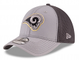 "Los Angeles Rams New Era NFL 39THIRTY ""Grayed Out Neo 2"" Flex Fit Hat"