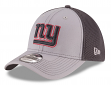 """New York Giants New Era NFL 39THIRTY """"Grayed Out Neo 2"""" Flex Fit Hat"""