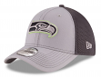 """Seattle Seahawks New Era NFL 39THIRTY """"Grayed Out Neo 2"""" Flex Fit Hat"""