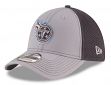 """Tennessee Titans New Era NFL 39THIRTY """"Grayed Out Neo 2"""" Flex Fit Hat"""