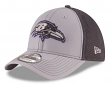 """Baltimore Ravens New Era NFL 39THIRTY """"Grayed Out Neo 2"""" Flex Fit Hat"""