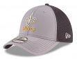 "New Orleans Saints New Era NFL 39THIRTY ""Grayed Out Neo 2"" Flex Fit Hat"