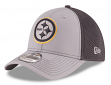 "Pittsburgh Steelers New Era NFL 39THIRTY ""Grayed Out Neo 2"" Flex Fit Hat"