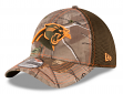 "Carolina Panthers New Era NFL 39THIRTY ""Realtree Camo Neo"" Flex Fit Hat"
