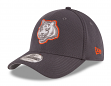 "Cincinnati Bengals New Era NFL 39THIRTY ""Graphite Tone Tech"" Flex Fit Hat"