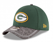 Green Bay Packers New Era 39THIRTY 2016 Official Training Flex Hat - Green