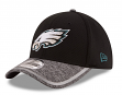 Philadelphia Eagles New Era 39THIRTY 2016 Official Training Flex Hat - Black