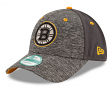 """Boston Bruins New Era 9Forty NHL """"The League Shadow"""" Adjustable Hat"""