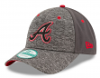 "Atlanta Braves New Era 9Forty MLB ""The League Shadow"" Adjustable Hat"