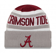 "Alabama Crimson Tide New Era NCAA ""Biggest Fan 2.0"" Cuffed Knit Hat"